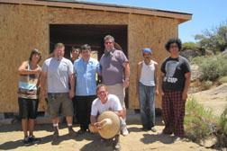 Mission: Barn Raising in Mexico